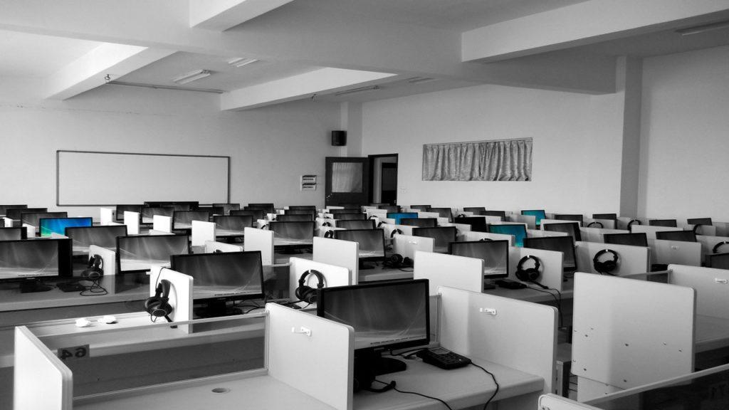 Fahrschule Ledi - Klassenzimmer